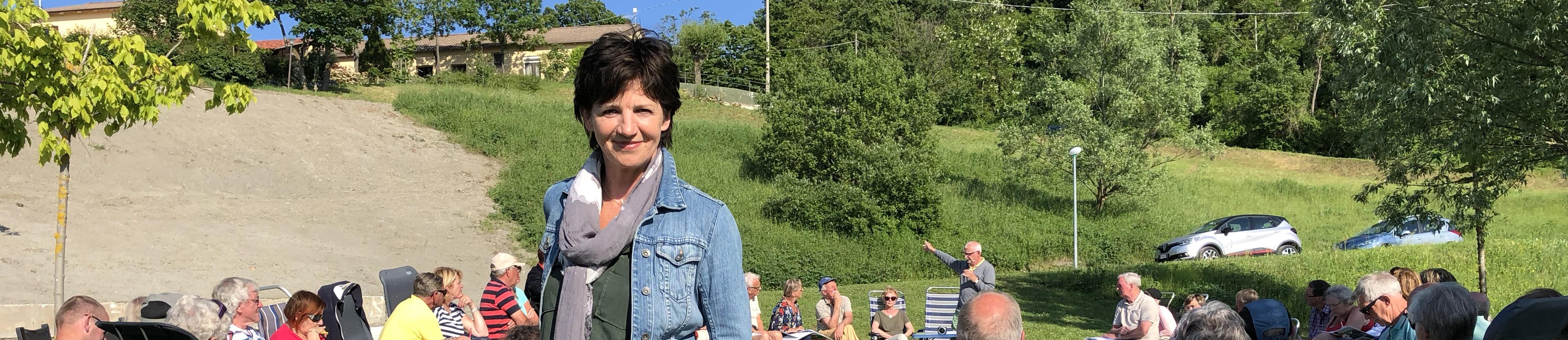 Zachte Kracht: Martine van Os, tv-presentator