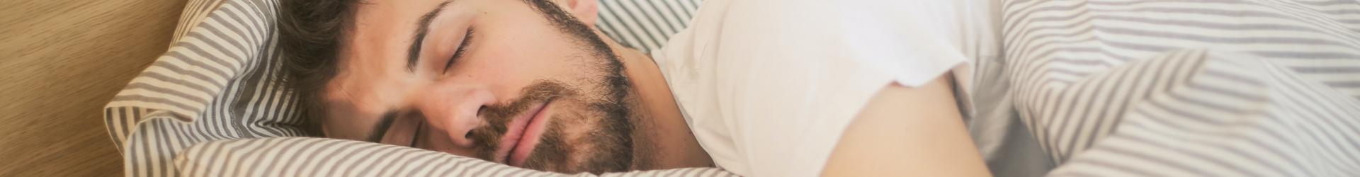'Het beste medicijn tegen burn-out is héél veel slapen'